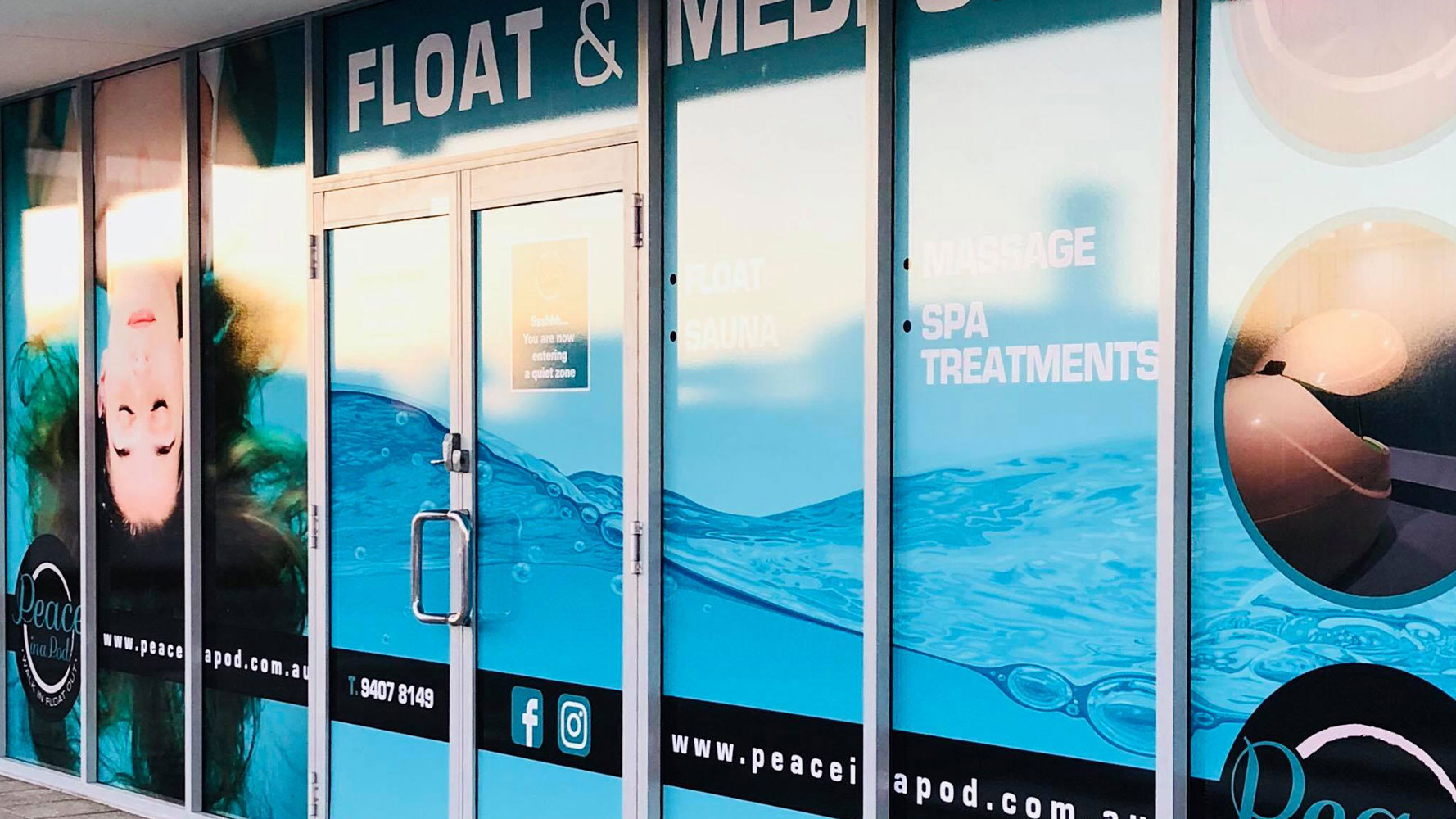 floatation therapy Perth
